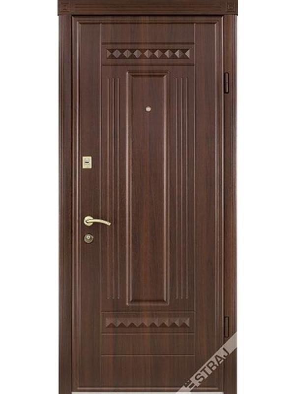 Модель 61 Стандарт - Входные двери, Входные двери в дом