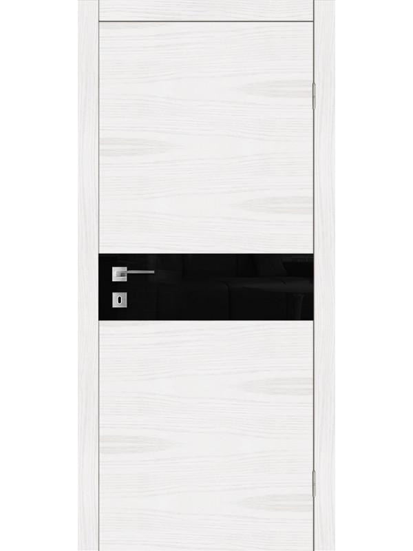 F 16 - Межкомнатные двери, Белые двери шпонированные