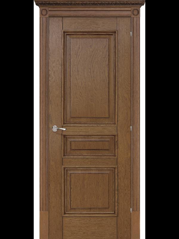 Ромула 3 ПГ - Межкомнатные двери, Шпонированные двери