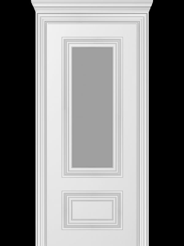 Мадрид ПО - Межкомнатные двери, Белые двери