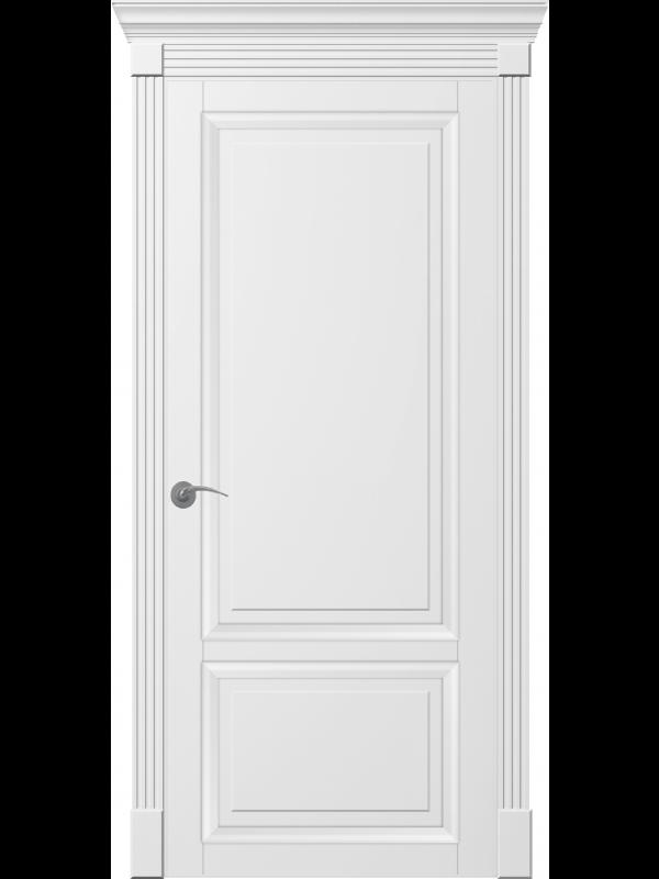 Прованс Марсель ПГ - Межкомнатные двери, Белые двери
