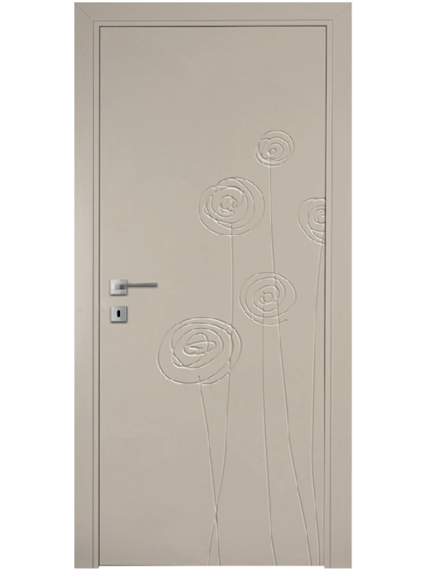FL6 - Межкомнатные двери, Окрашенные двери
