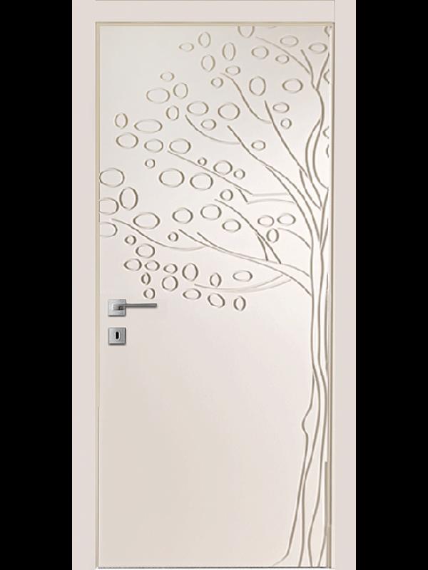 FL8 - Межкомнатные двери, Окрашенные двери