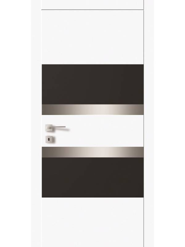 FT16.S - Межкомнатные двери, Белые двери