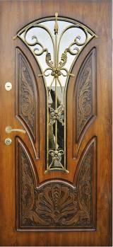 Термопласт 57 - Входные двери, Входные двери в квартиру