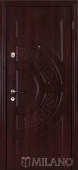 Милано 104 - Входные двери, Входные двери в дом