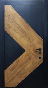 Армада Ка-255 - Входные двери, Входные двери в дом