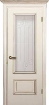 Йорк со стеклом - Межкомнатные двери, Двери на складе