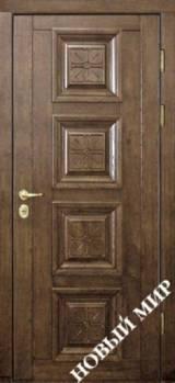 Новый мир Модель 33 - Входные двери, Входные двери в дом