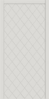 A20.F - Межкомнатные двери, Окрашенные двери