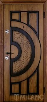 Милано Аццеро - Входные двери