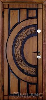 Милано Альбори - Входные двери
