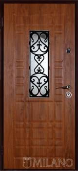 Милано Дакар - Входные двери, Входные двери в квартиру