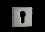 Накладка дверная под цилиндр E1 - Фурнитура