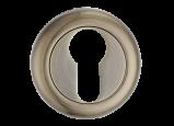 Накладка дверная под цилиндр E5 - Фурнитура