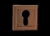 Накладка дверная под цилиндр E8a - Фурнитура