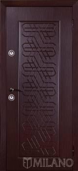 Милано ЕвроСтар - Входные двери, Входные двери в дом