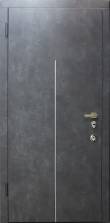 Армада Креатив Ка-301 - Входные двери, Входные двери в дом