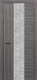 Диверсо Медиум  - Межкомнатные двери, Шпонированные двери