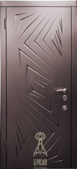 Молния Берислав М-4 - Входные двери, Входные двери в квартиру
