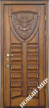 Новый мир Прага - Входные двери