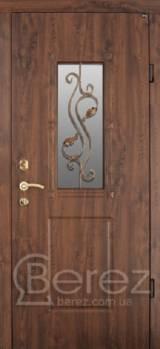 Ампир Берез Strada - Входные двери, Входные двери в дом