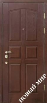 Новый мир Днепровская - Входные двери, Входные двери в дом