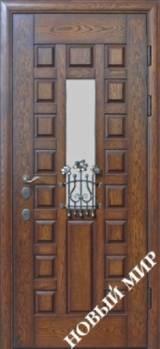 Новый мир Батуми - Входные двери, Входные двери в дом