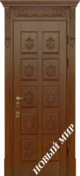 Новый мир Петергоф - Входные двери, Входные двери в квартиру