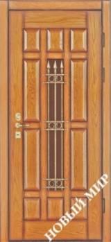 Новый мир Антика - Входные двери, Входные двери в дом