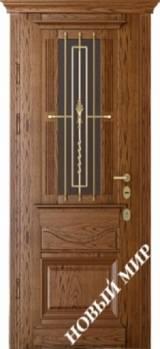 Новый мир Львов - Входные двери, Входные двери в квартиру