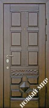 Новый мир Ретро - Входные двери, Входные двери в квартиру