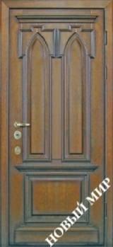 Новый мир Готика - Входные двери, Входные двери в дом