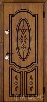 Милано Грацио - Входные двери, Входные двери в квартиру