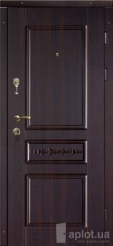 К 1002 - Входные двери, Входные двери в квартиру
