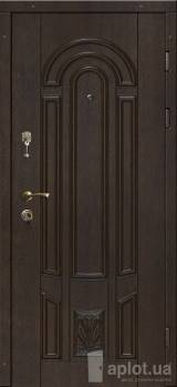 К 1006 - Входные двери, Входные двери в квартиру