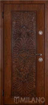 Милано Кипарис - Входные двери, Входные двери в дом