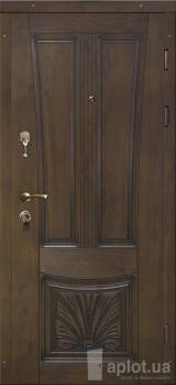 Л 4006 - Входные двери, Входные двери в квартиру