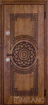 Милано Паллоне - Входные двери, Входные двери в квартиру