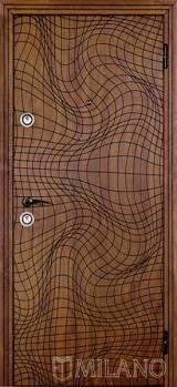 Милано Паутина - Входные двери, Входные двери в дом