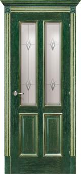 Плимут со стеклом - Межкомнатные двери