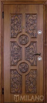 Милано Сорбетто - Входные двери