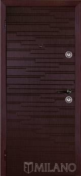 Милано Степ - Входные двери, Входные двери в дом