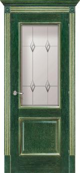 Триест со стеклом - Межкомнатные двери