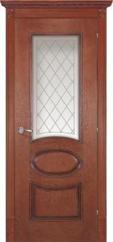 Валенсия со стеклом - Межкомнатные двери
