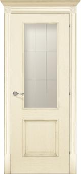 Версаль со стеклом - Межкомнатные двери, Двери на складе