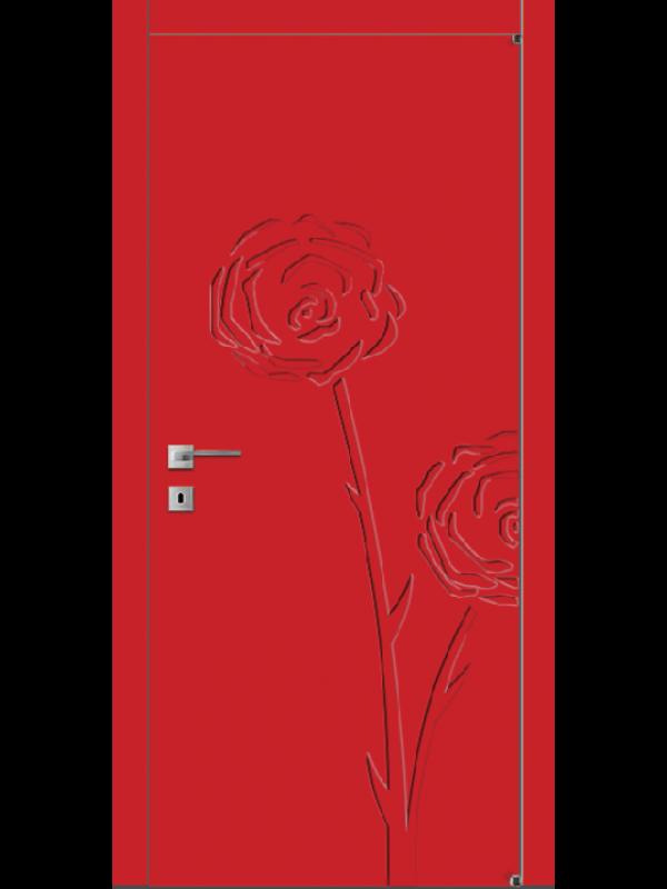 FL1 - Міжкімнатні двері, Пофарбовані двері