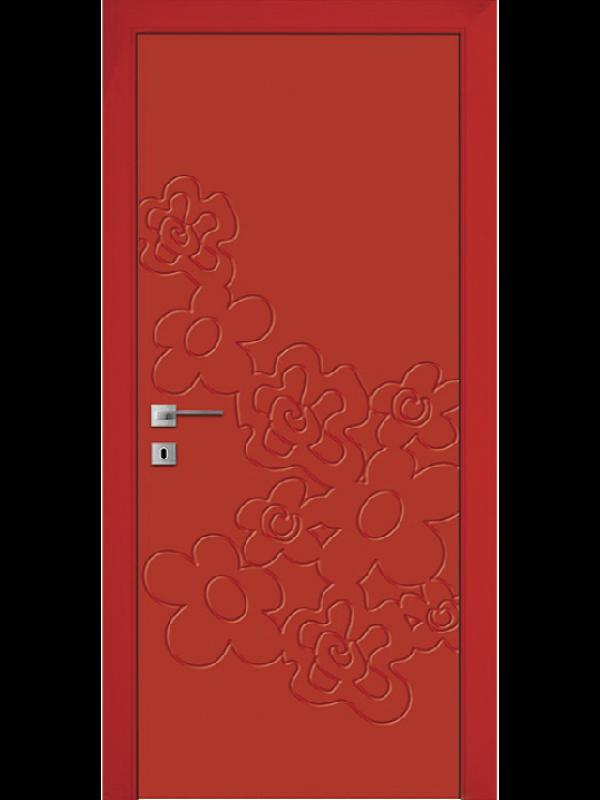 FL4 - Міжкімнатні двері, Пофарбовані двері
