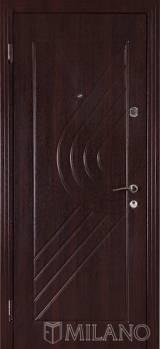 Мілано 428 - Вхідні двері, Двері зовнішні (в будинок)
