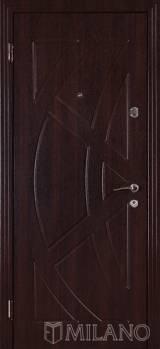 Мілано 530 - Вхідні двері, Двері зовнішні (в будинок)